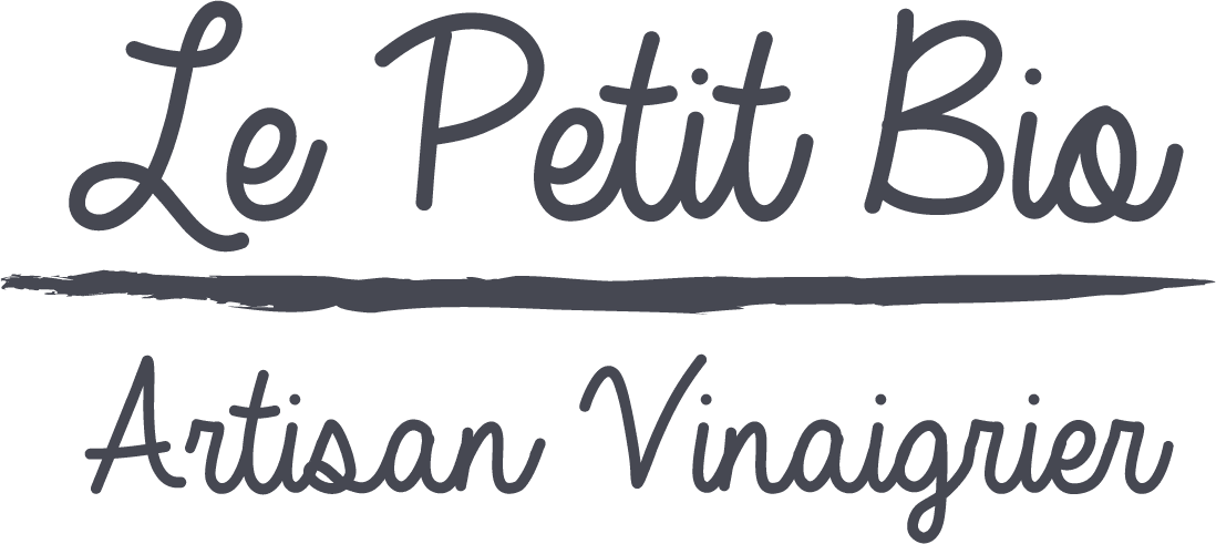 logo Le petit bio artisan vinaigrier